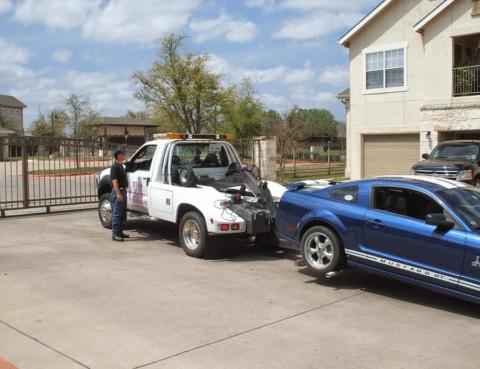 auto tow service