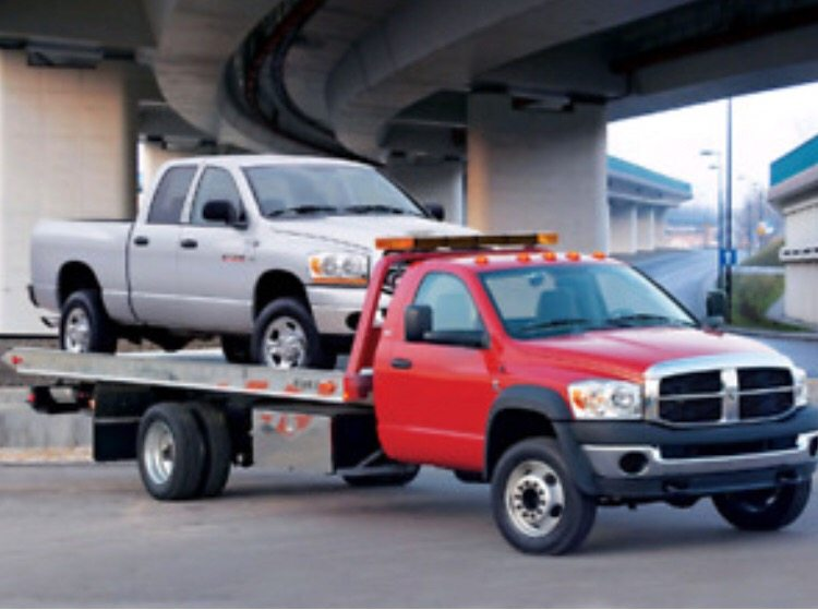 heavy duty cheap tow truck service