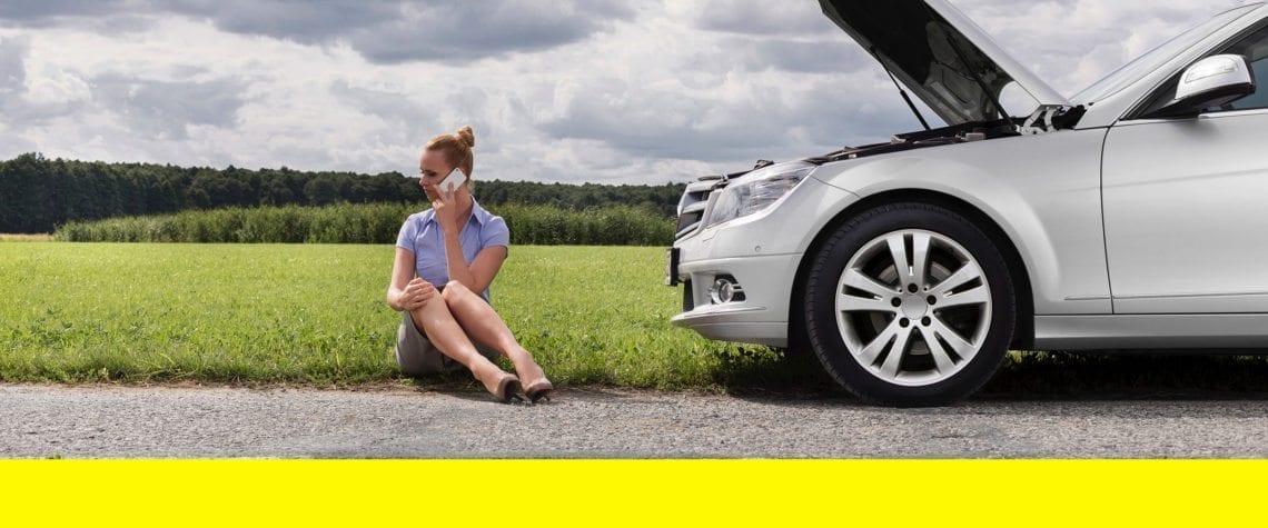Stranded Need Roadside Assistance