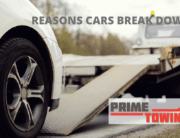 Reasons Cars Break Down