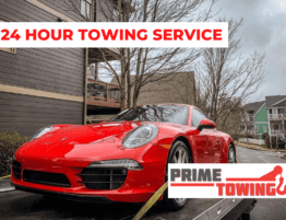 24 HOUR TOW